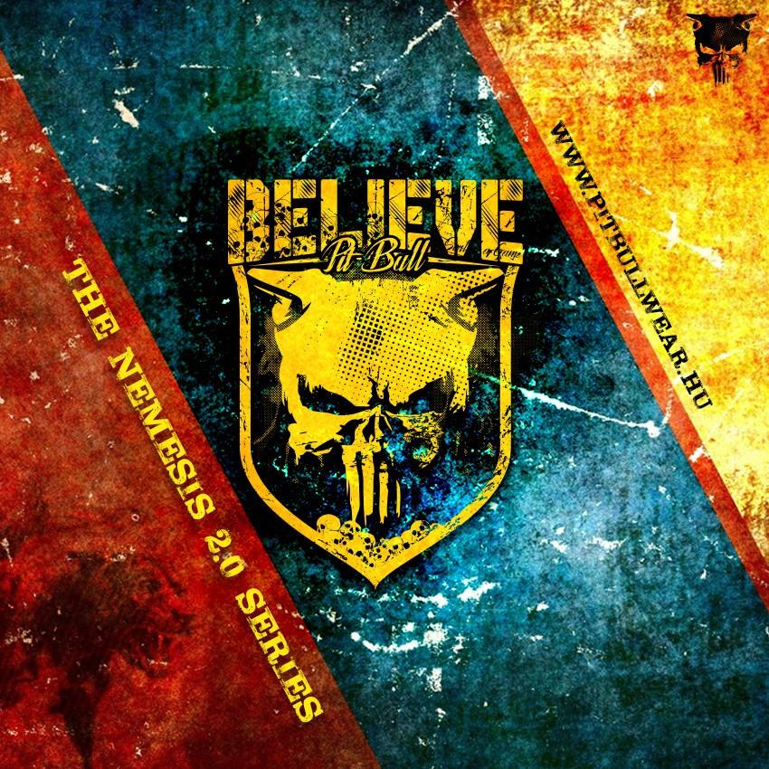 Pit Bull Believe Nemesis 2.0 - Már a webshopban! Tekintsd meg a kínálatunkat!