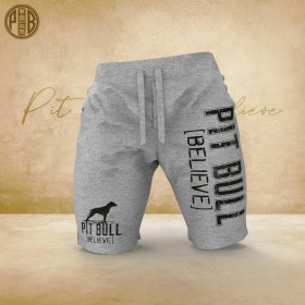 Pit Bull Believe [Hierarchy] Short