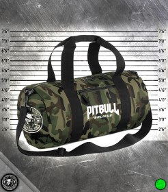 Pit Bull Believe [Elite Stronger] Jungle Camo sporttáska